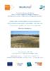 Réhabilitation expérimentale de mares temporaires méditerranéennes par gestion hydraulique  - application/pdf