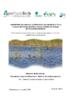 Paramètres influençant la répartition des anatidés et de la Foulque macroule hivernant sur la réserve naturelle nationale de Camargue - application/pdf