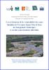 Mémoire, Caractérisation de la vulnérabilité des zones humides de Provence-Alpes-Côtes d'Azur au changement climatique : le cas des zones humides alluviales - application/pdf