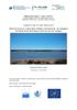 Rapport, Suivi post-travaux de la macrofaune benthique et évaluation de l'état écologique des lagunes du site des étangs et marais des salins de Camargue - application/pdf